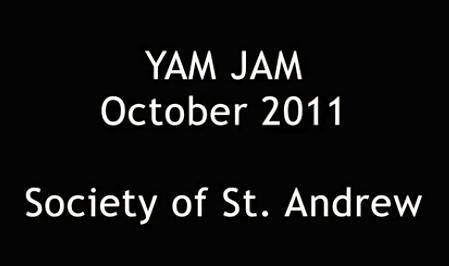 Yam Jam 2011