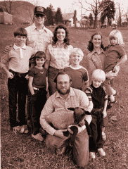 The Horne and Buchanan Families