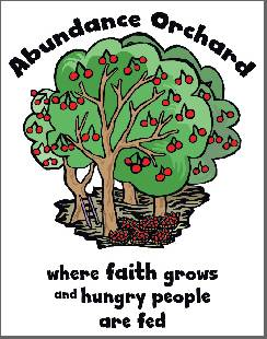 Abundance Orchard Vacation Bible School Cover