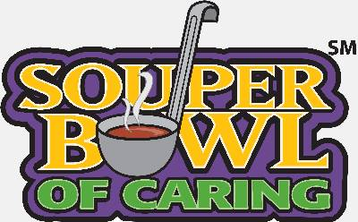 Image result for souper bowl of caring logo